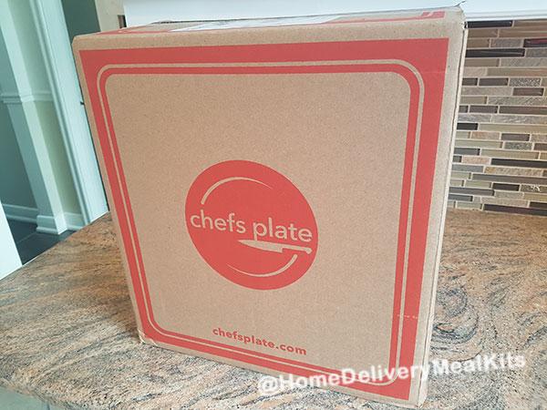 chefs plate box